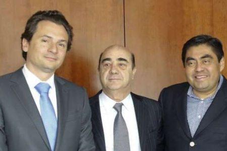 Miguel Barbosa se deslinda de sobornos y reta a Lozoya a presentar pruebas