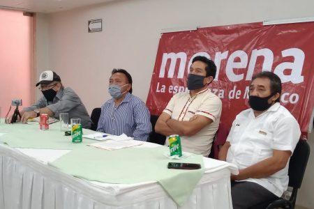 Morenistas de Yucatán desconocen a Mario Mex como su líder y le exigen cuentas