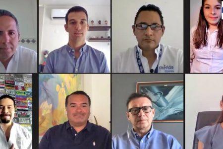 Renán Barrera impulsa la capacitación del personal del Ayuntamiento de Mérida