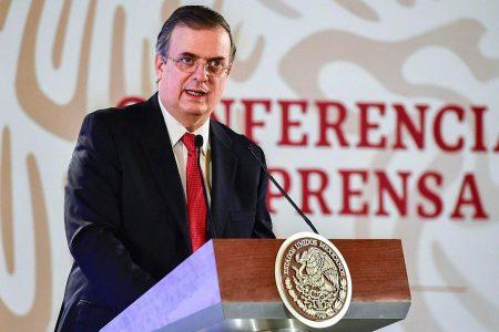 En México la vacuna contra el Covid-19 será gratis y universal: Marcelo Ebrard