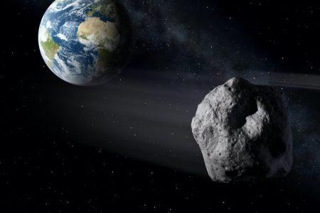 Asteroide 'rozará' la Tierra mañana, sin que represente peligro