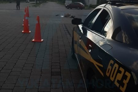 Atropella a un transeúnte en Altabrisa y se da a la fuga