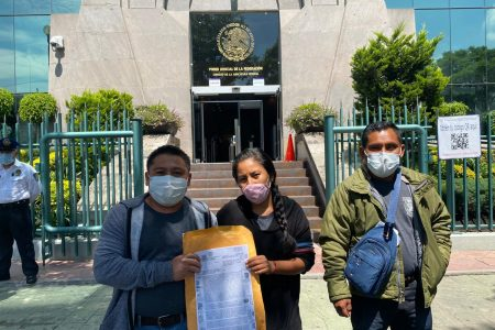 Interrupción del Tren Maya viola nuestros derechos: indígenas de Campeche