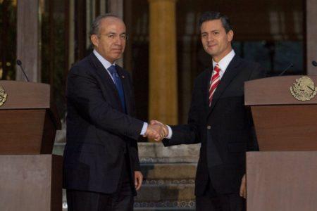 AMLO dice que Calderón y Peña sean citados a declarar en el caso Lozoya