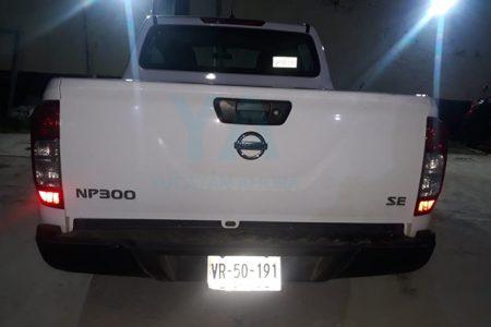 Detienen a servidor de la nación en Peto; estaba ebrio y tenía cervezas en un vehículo oficial
