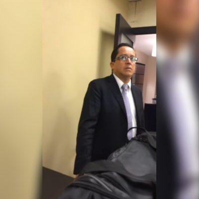 Hombre que recibe soborno en video escándalo Lozoya es contratista del IMSS