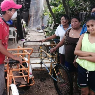 Los pobres del norte de Mérida, los olvidados entre los olvidados