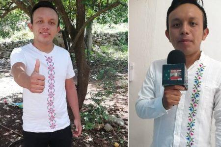 Lo que inició como un reto viral, es ahora una iniciativa de joven yucateco para preservar la lengua maya