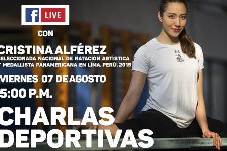 Cristina Alférez, otra carta fuerte del deporte yucateco que sueña con Tokio 2020