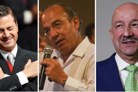 Lozoya denuncia a Peña Nieto, Felipe Calderón y Salinas de Gortari