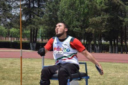 Atleta paralímpico destaca el espacio que tiene el deporte adaptado en Yucatán