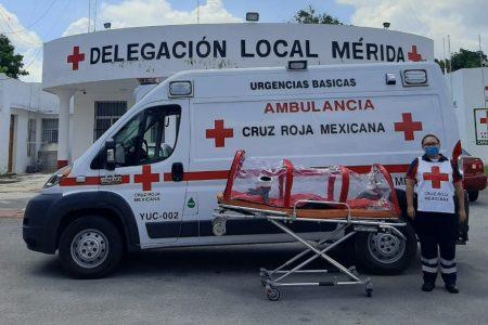 Cruz Roja invita a donar insumos para paramédicos