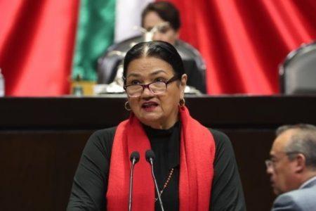Proponen la yucateca Dulce María Sauri para presidir la Cámara de Diputados