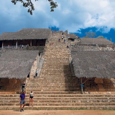 Hacienda dejó de captar 80 mdp de Yucatán, tras cierre de zonas arqueológicas