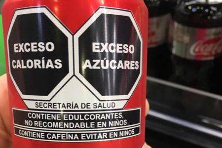 Nuevo etiquetado de Coca Cola advierte que no es recomendable para niños