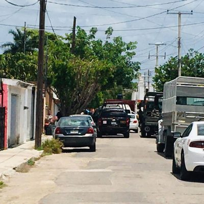Saldo del operativo en el Fraccionamiento del Parque: seis detenidos por narcomenudeo