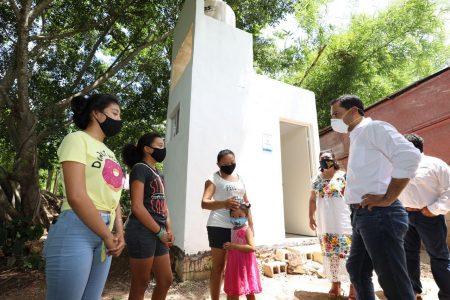 Familias yucatecas que más lo necesitan reciben apoyo para mejorar sus viviendas
