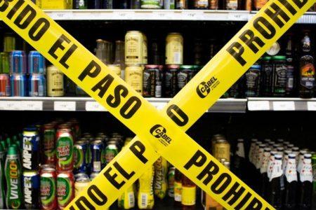 En Yucatán se mantendrá la ley seca hasta el 17 de septiembre