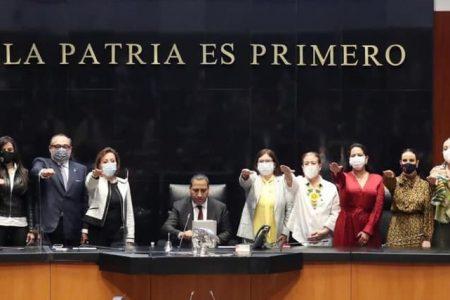 Ramírez Marín será vicepresidente del Senado por tercer periodo
