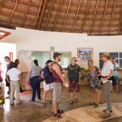 Paradores Turísticos dejaron derrama de mil 400 millones, en un trienio