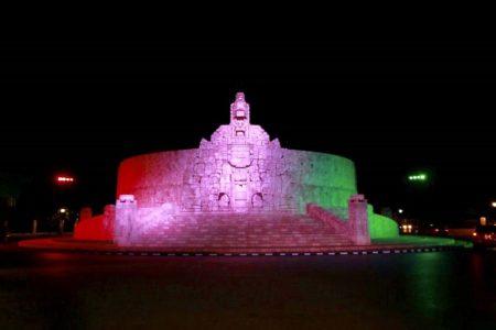 No habrá decoración por las fiestas patrias, pero edificios emblemáticos tendrán iluminación tricolor