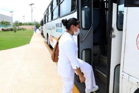 Gobierno de Yucatán llama a que vuelvan al trabajo 1,800 empleados de salud con licencia