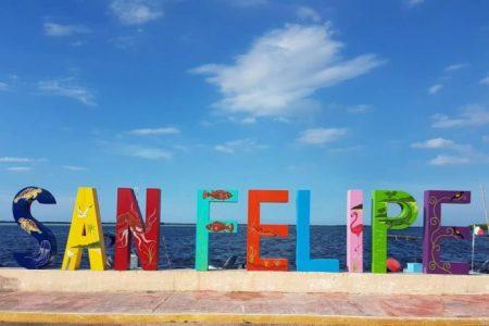 San Felipe, el municipio con más alto índice de contagios de Covid-19 en Yucatán
