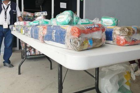 El Ayuntamiento entrega apoyos alimentarios a tianguistas