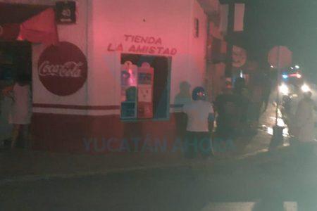 Se incendia una tienda en Valladolid