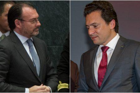 Videgaray responde a Lozoya: es un mentiroso y sus acusaciones son falsas