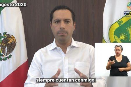 Mauricio Vila anuncia la suspensión del proceso de reemplacamiento en Yucatán