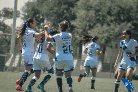 La yucateca Lupita Worbis lo vuelve hacer: anota al arrancar la Liga MX Femenil
