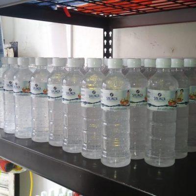 Inmovilizan cubrebocas, gel antibacterial y sanitizantes en seis comercios meridanos