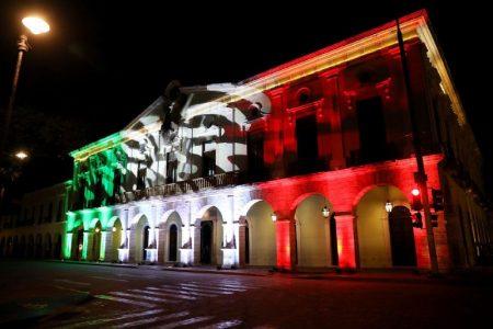 Festejos patrios sin desfile y sin actos masivos en Yucatán