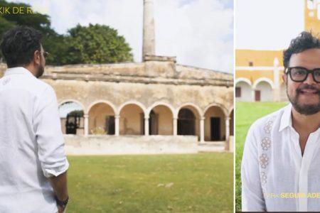 Aleks Syntek presenta Yucatán en el alma, video  para impulsar el turismo