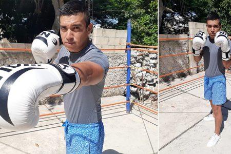 """Jenri """"El Demoledor"""" debutará en el boxeo el próximo 28 de octubre"""