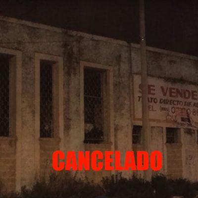 Se cancela la Casa del Terror en la ex Clínica Peninsular
