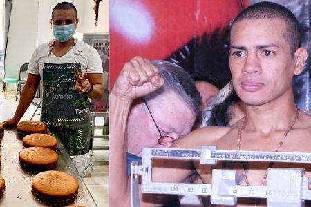 Guty Espadas Jr, del ring a los retos pasteleros con su empresa Poppins Bakery