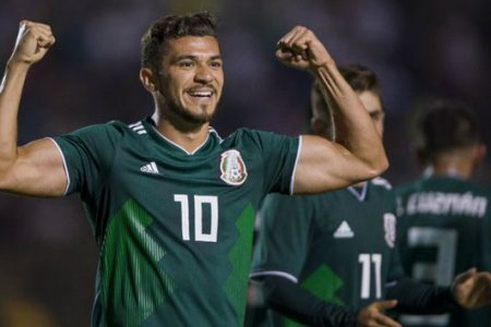 El yucateco Henry Martín espera que sus goles le permitan regresar a la selección mexicana