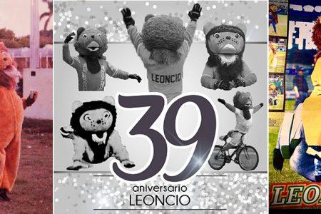 Leoncio cumple 39 años