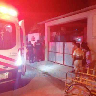 Muere electrocutado joven vecino de Sol Caucel: recibió descarga eléctrica instalando una lámpara