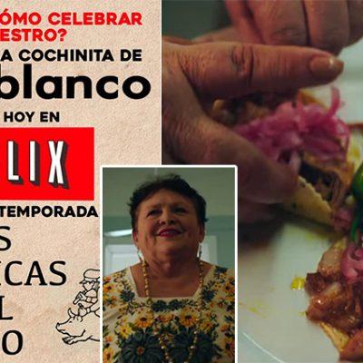 La cochinita pibil ya se encuentra en Netflix