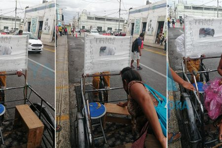Yucateco te lleva en su triciclo hasta tu paradero
