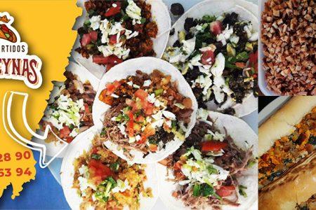 Surgen Las Reynas, con deliciosas tortas y tacos surtidos