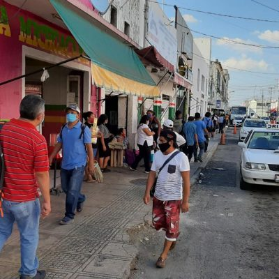 En ocho municipios yucatecos se concentra el 80% del Covid-19