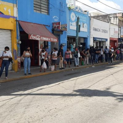 Reapertura económica con 352 pacientes hospitalizados de Covid-19 en Yucatán