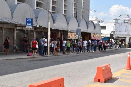 El centro, Ciudad Caucel y Francisco de Montejo, zonas con más contagios de Covid-19