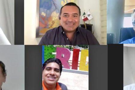 El compromiso ciudadano, pilar para construir una Mérida de 10: Renán Barrera