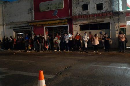 Mañana comienza la reubicación de paraderos en el centro de Mérida