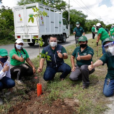 Ayuntamiento y sociedad continúan la construcción de una Mérida más sustentable